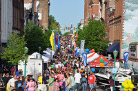 Rivers and Spires Festival April 24th-26th