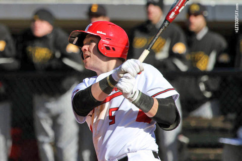 First baseman Craig Massoni was named the OVC Player of the Week, Monday. (Courtesy: Austin Peay Sports Information)