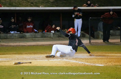 APSU Baseball vs Western Kentucky