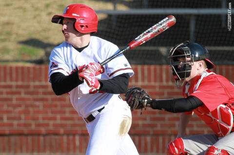 Austin Peay Men's Baseball. (Courtesy: Brittney Sparn/APSU Sports Information)