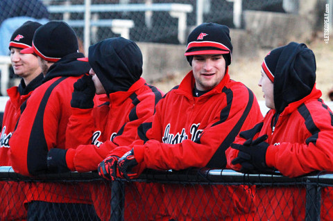 APSU Men's Baseball. (Brittney Sparn/APSU Sports Information)