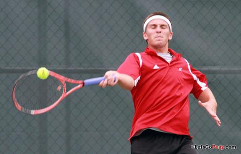 Austin Peay Men's Tennis. (Courtesy: Austin Peay Sports Information)
