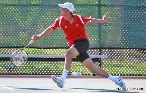 APSU Men's Tennis.