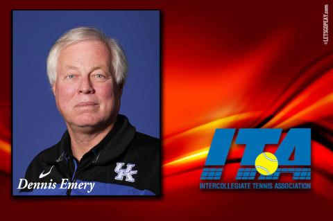 Former APSU coach Dennis Emery. Austin Peay Tennis. (Courtesy: Austin Peay Sports Information)
