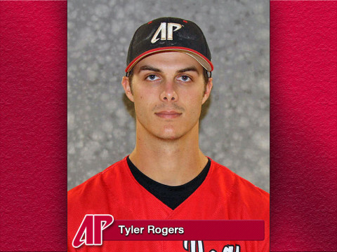 APSU Tyler Rogers