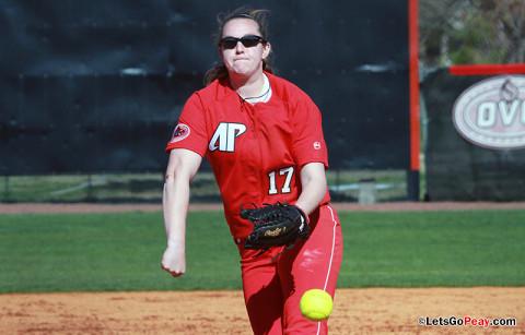 Austin Peay Women's Softball. (Courtesy: Austin Peay Sports Information)