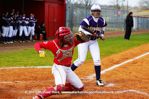 APSU Women's Softball