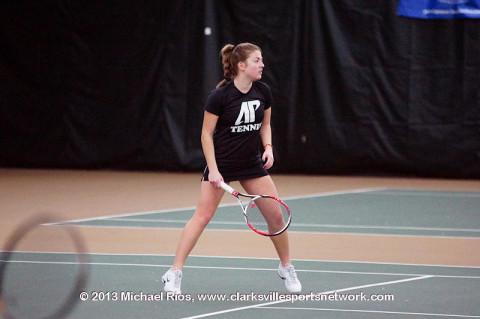 Austin Peay Women's Tennis.