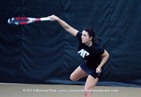 Austin Peay Women's Tennis