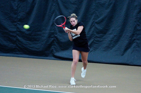 APSU Women's Tennis.