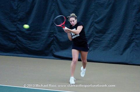 APSU Women's Tennis.
