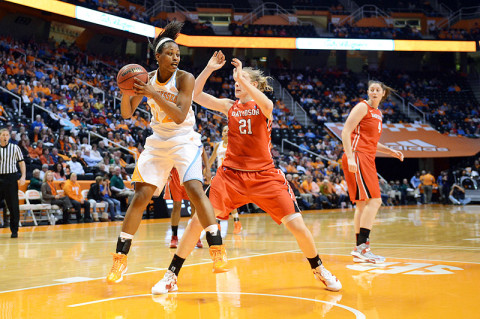 Bashaara Graves - UT Lady Vols. (Donald Page/Tennessee Athletics)