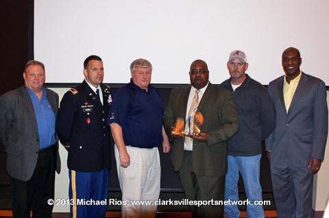 Clarksville Sports Legends Awards