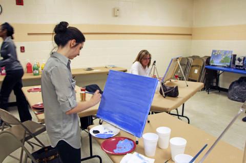Cumberland Arts Experience at the Kleeman Center.