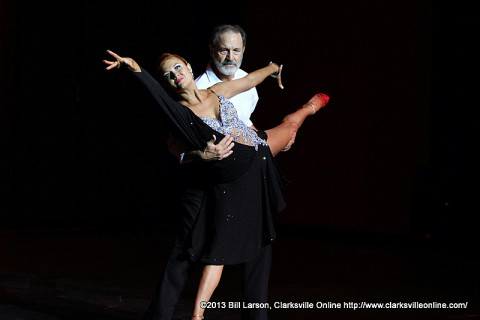 Ken Daniel & Jennifer Kirksmith