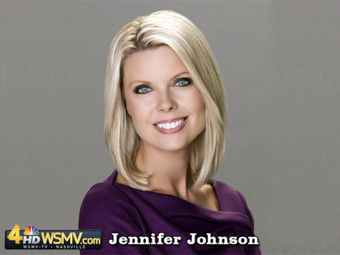 WSMV News Channel 4's Jennifer Johnson will speak at the Chamber's Women In Business Luncheon March 5th.