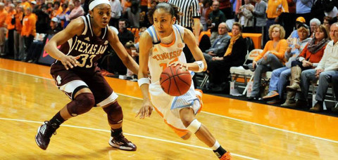 Tennessee Lady Vol Meighan Simmons