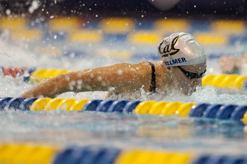 Olympic gold medal swimmer Dana Vollmer. (Photo by Mike Comer/ProSwim Visuals)