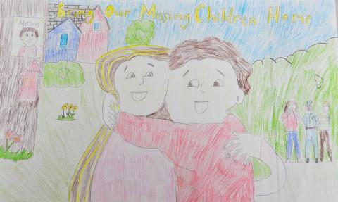 Paisley Epps' 2013 Missing Children's Poster
