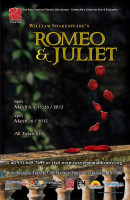 Romeo & Juliet at the Roxy Regional Theatre