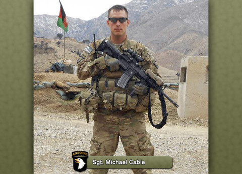Sgt. Michael Christopher Cable