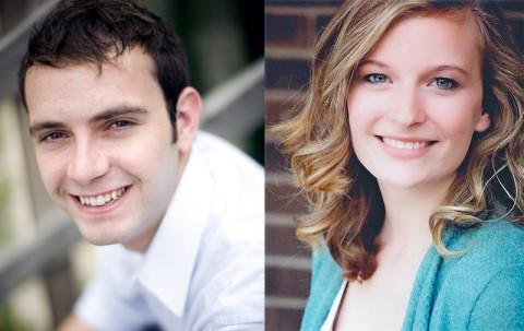 Starring Matt Casey and Hannah Church as Romeo and Juliet