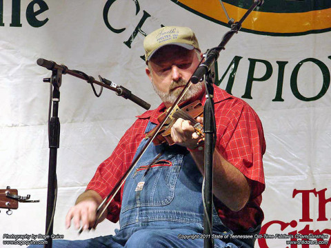 39th Annual State of Tennessee Old-Time Fiddlers' Championship. (Photo by Boge Quinn - State of Tennessee Old-Time Fiddlers' Championship)