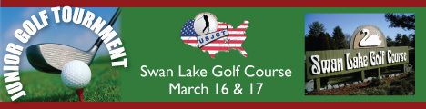 United States Junior Golf Tournament at Swan Lake