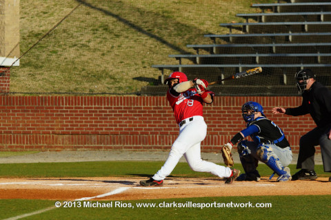 Austin Peay State University Baseball wins over Lipscomb 3-1