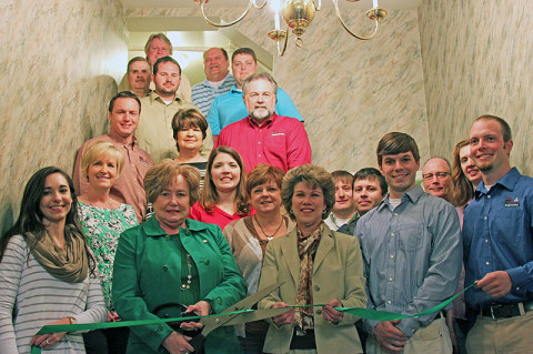 DBS & Associates Engineering Green Certification Ribbon Cutting.