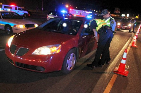 St. Patrick's Weekend DUI Blitz. (Photo by CPD-Jim Knoll)