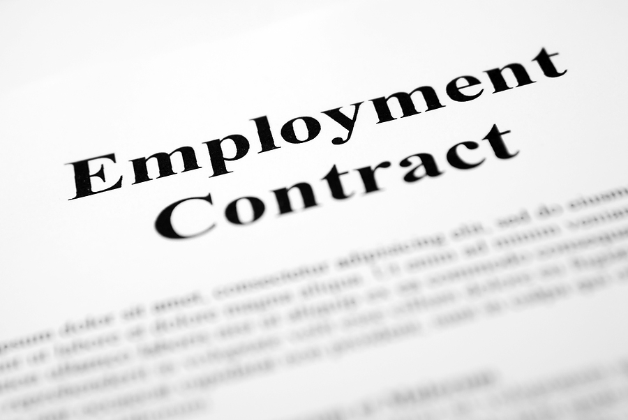 Employment Contracts In An AtWill Employment State  Clarksville