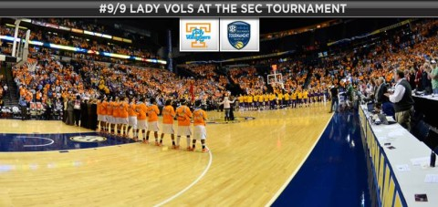 Tennessee Lady Vols-SEC