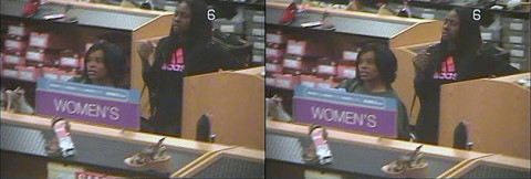 Clarksville Police need help identifing the two women in this photo.