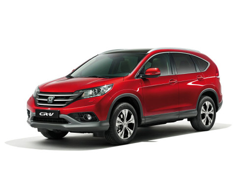 Consumer Reports' 2013 Top Pick Honda CR-V
