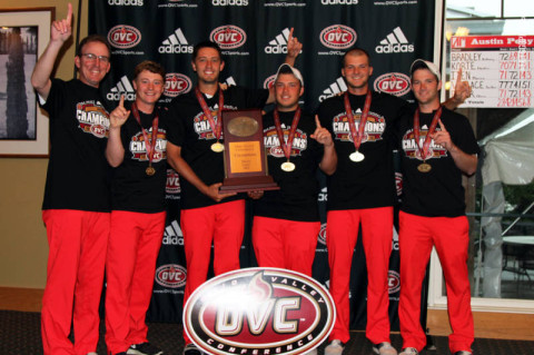 2013 Ohio Valley Conference Men's Golf Champions