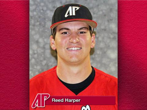APSU's Reed Harper