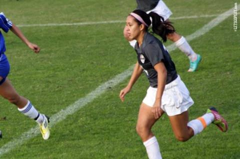 Megan Sanchez. APSU Women's Soccer. (Courtesy: Austin Peay Sports Information)