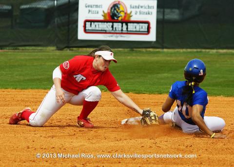 Austin Peay Women's Softball.