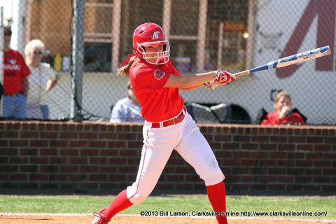 Austin Peay Lady Govs Softball.