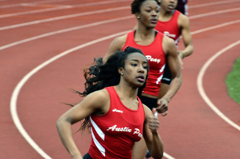 Austin Peay Women's Track and Field.