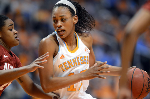 Bashaara Graves UT Lady Vols