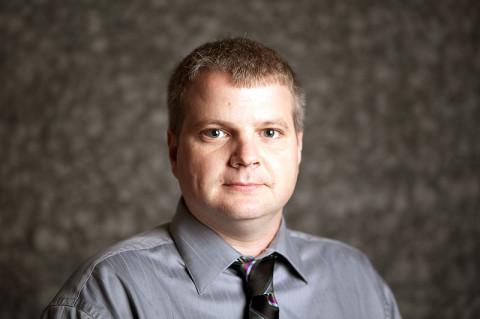Austin Peay State University associate professor of chemistry Dr. Bob Shelton.