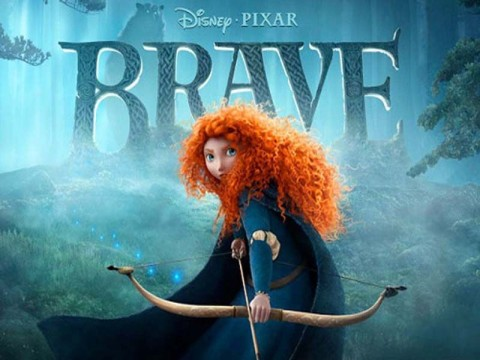 Disney - Pixar's Brave at Movies in the Park July 27th.