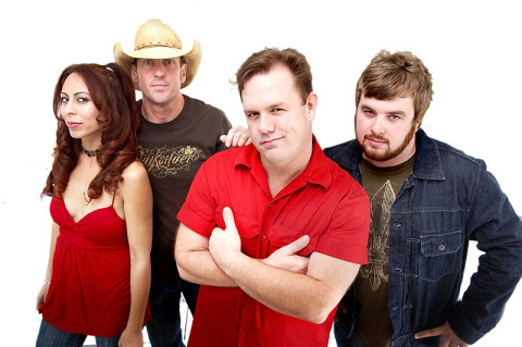Cowboy Mouth closes out tonight's River and Spires Festival at 8:30pm on the Public Square Stage.