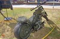 U.S. Army's Orange County Chopper. (U.S. Army photo)