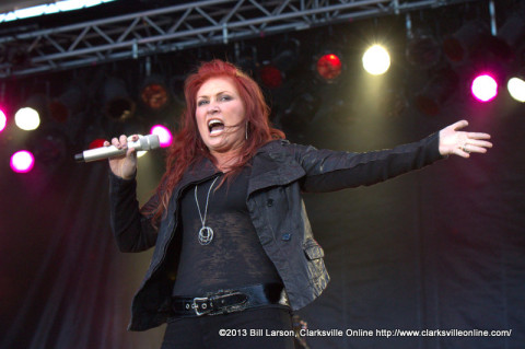 Jo Dee Messina, the 2013 Rivers and Spires Festival Headliner