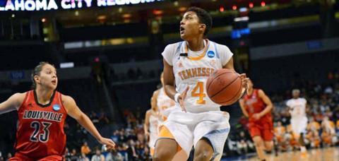 Kamiko Williams-University of Tennessee