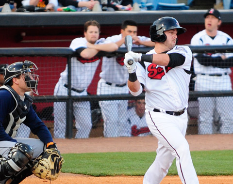 Nashvlle Sounds Baseball. (Mike Strasinger / Nashville Sounds)