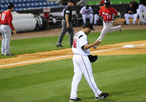 Nashville Sounds Baseball.  (Mike Strasinger - sportsnashville.net)